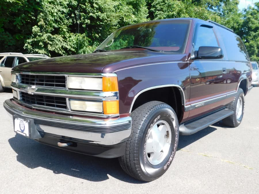 Used 1997 Chevrolet Tahoe in Watertown, Connecticut | Watertown Auto Sales. Watertown, Connecticut