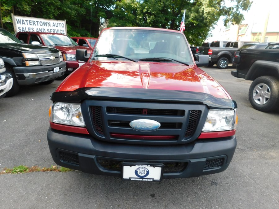 2007 Ford Ranger 2WD 2dr SuperCab 126