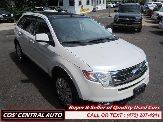 2010 Ford Edge 4dr Limited FWD, available for sale in Meriden, Connecticut | Cos Central Auto. Meriden, Connecticut