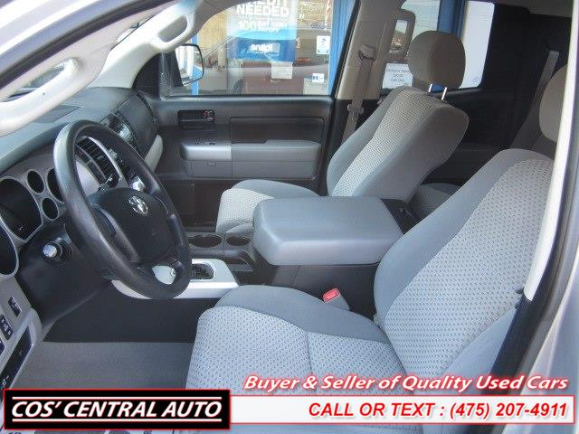 2009 Toyota Tundra 4WD Truck SR-5 TRD Double Cab, available for sale in Meriden, Connecticut | Cos Central Auto. Meriden, Connecticut