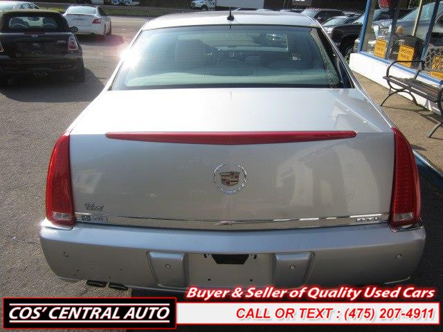 Used Cadillac DTS 4dr Sdn Luxury I 2007   Cos Central Auto. Meriden, Connecticut