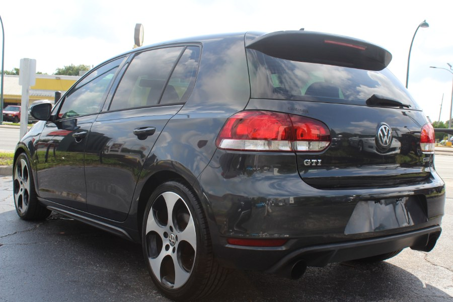 2012 Volkswagen GTI 4dr Hb Man, available for sale in Orlando, Florida | Mint Auto Sales. Orlando, Florida
