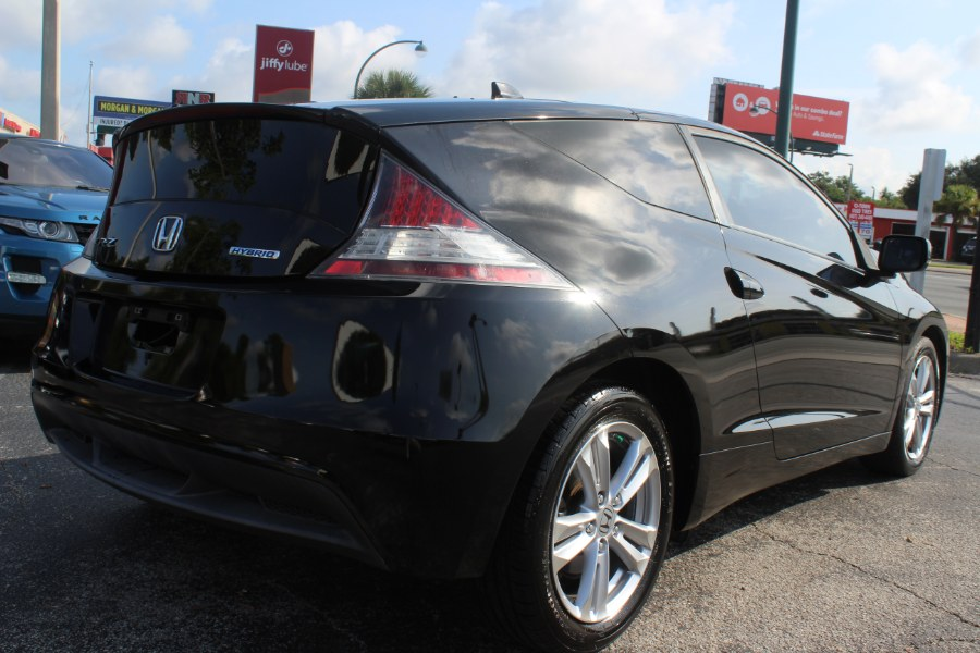 2011 Honda CR-Z w/NAV 2dr Cpe Manual, available for sale in Orlando, Florida | Mint Auto Sales. Orlando, Florida
