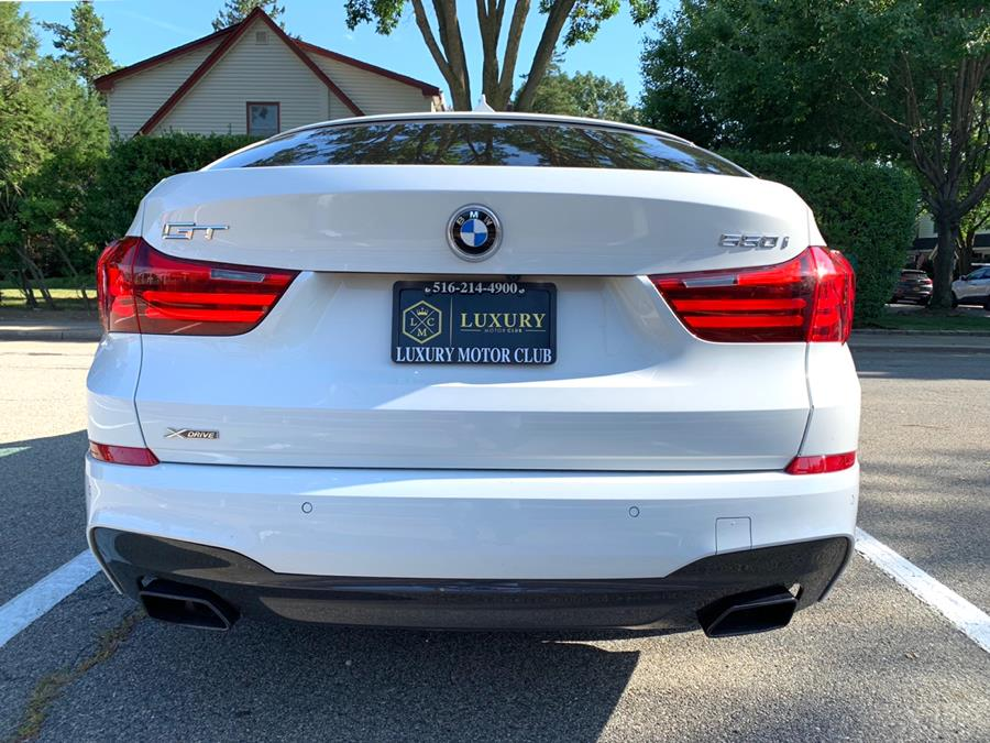 2016 BMW 5 Series Gran Turismo 5dr 550i xDrive Gran Turismo AWD, available for sale in Franklin Square, New York | Luxury Motor Club. Franklin Square, New York