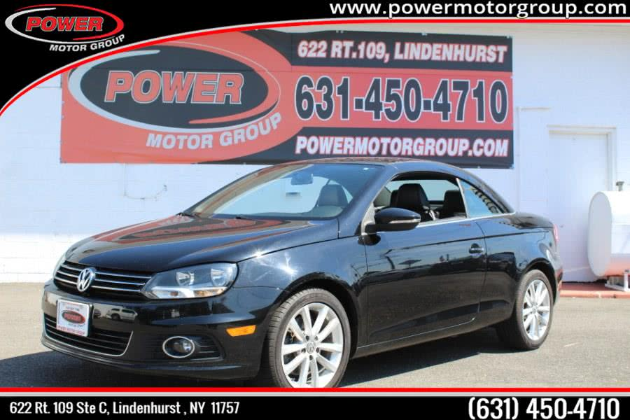 Used 2012 Volkswagen Eos in Lindenhurst , New York | Power Motor Group. Lindenhurst , New York