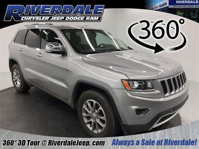 Used 2016 Jeep Grand Cherokee in Bronx, New York | Eastchester Motor Cars. Bronx, New York