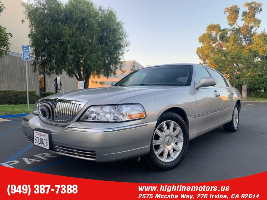 Used 2005 Lincoln Town Car in Irvine, California | High Line Motors LLC. Irvine, California