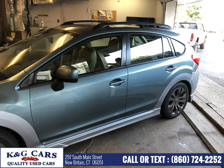 2012 Subaru Impreza Wagon 5dr Auto 2.0i Sport Limited, available for sale in New Britain, Connecticut | K and G Cars . New Britain, Connecticut