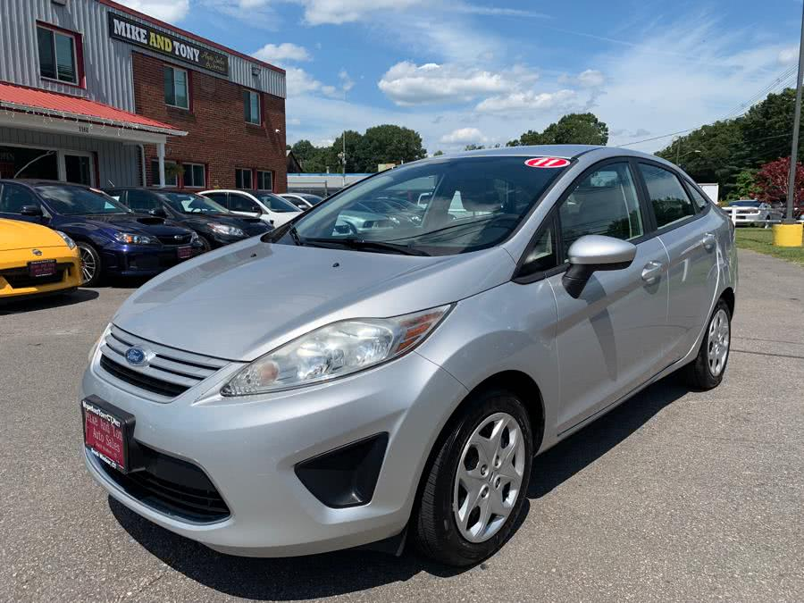 Used 2011 Ford Fiesta in South Windsor, Connecticut   Mike And Tony Auto Sales, Inc. South Windsor, Connecticut