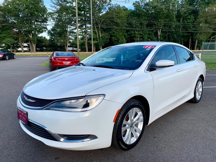 Used 2015 Chrysler 200 in South Windsor, Connecticut | Mike And Tony Auto Sales, Inc. South Windsor, Connecticut