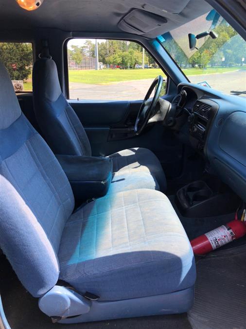 1996 Ford Ranger Supercab 125.4