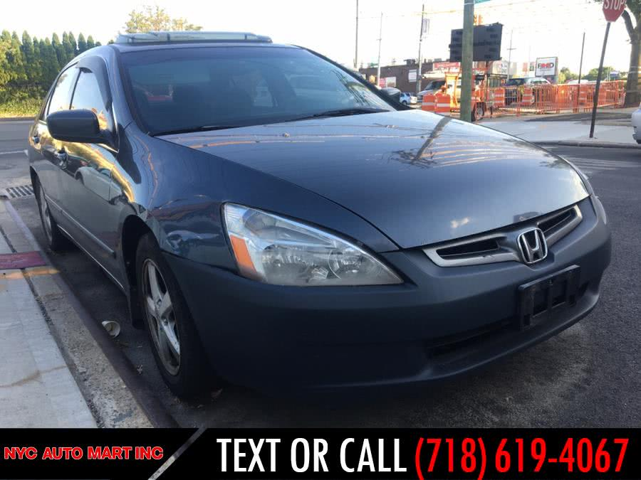 Used 2003 Honda Accord Sdn in Brooklyn, New York | NYC Automart Inc. Brooklyn, New York