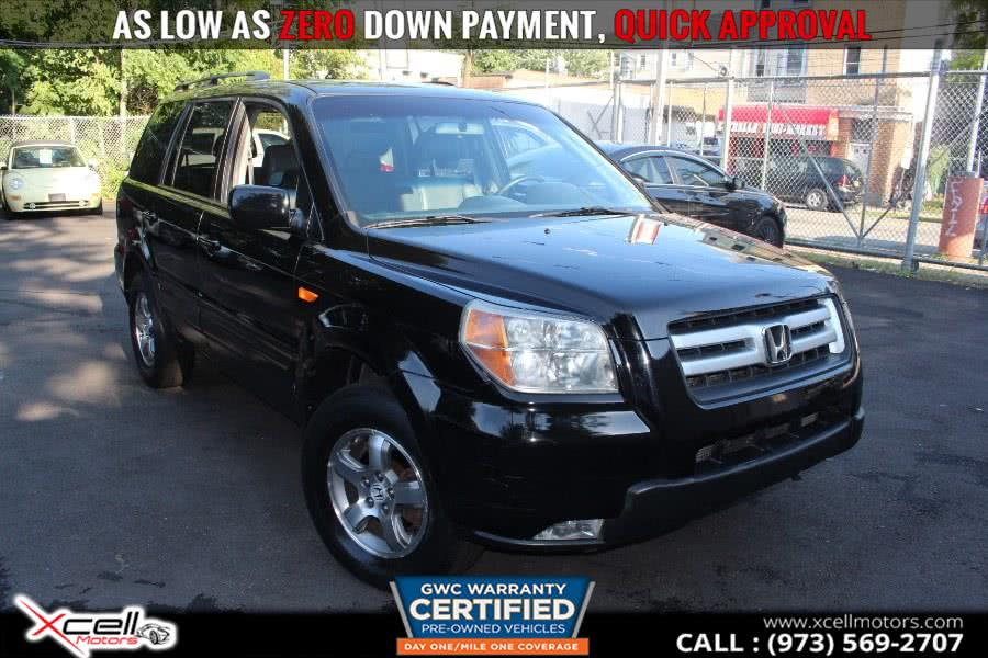 Used 2007 Honda Pilot in Paterson, New Jersey | Xcell Motors LLC. Paterson, New Jersey