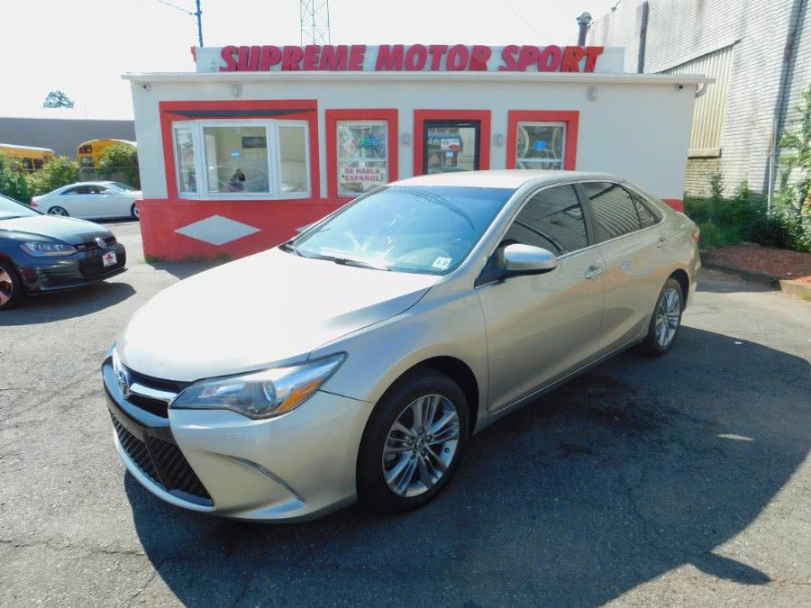 Used 2017 Toyota Camry in Elizabeth, New Jersey | Supreme Motor Sport. Elizabeth, New Jersey