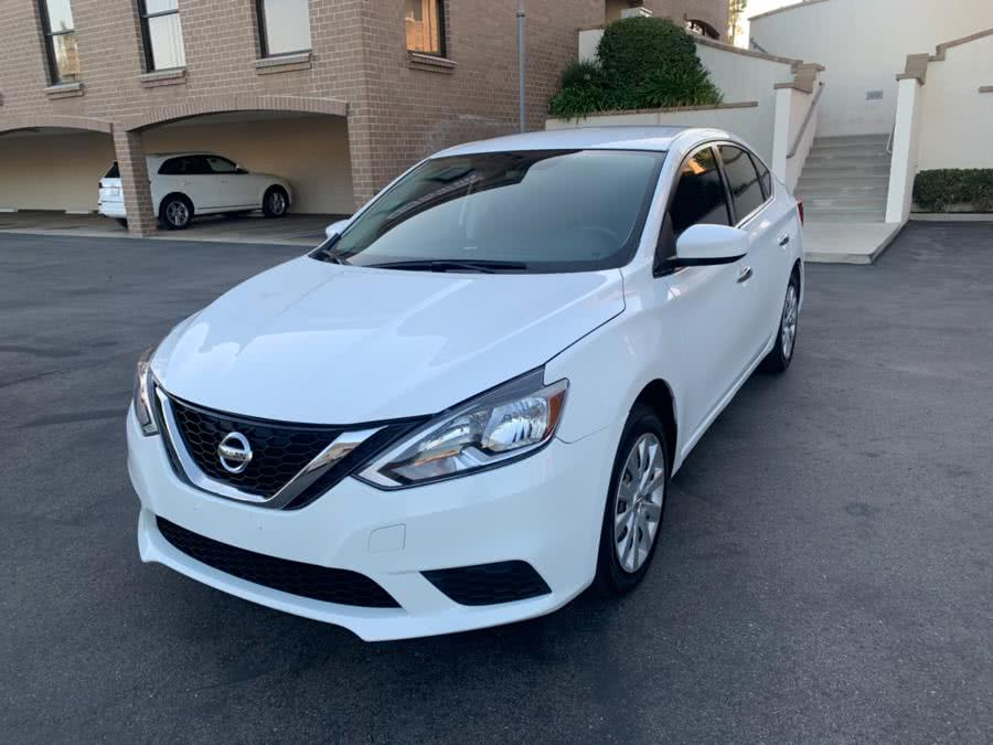 2016 Nissan Sentra 4dr Sdn I4 CVT SV, available for sale in Lake Forest, California | Carvin OC Inc. Lake Forest, California
