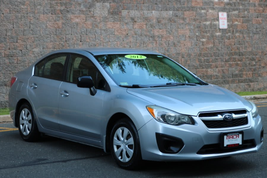 Used 2012 Subaru Impreza Sedan in Canton , Connecticut | Bach Motor Cars. Canton , Connecticut