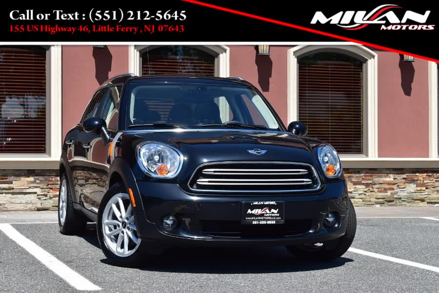 Used MINI Cooper Countryman FWD 4dr 2016 | Milan Motors. Little Ferry , New Jersey