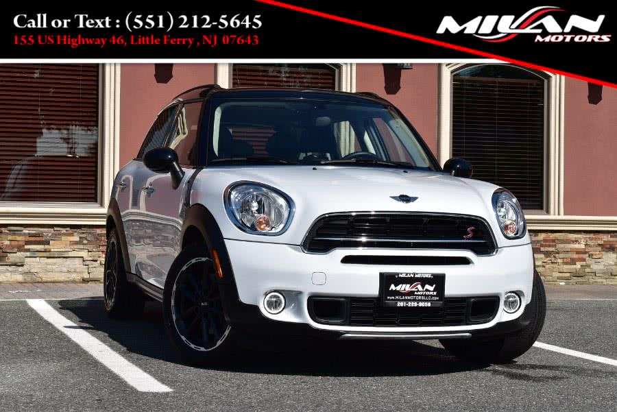 Used MINI Cooper Countryman ALL4 4dr S 2016 | Milan Motors. Little Ferry , New Jersey