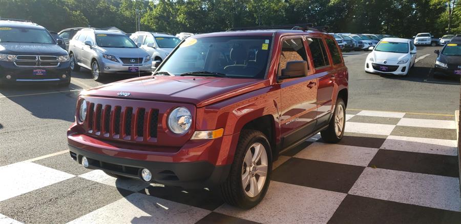2012 Jeep Patriot 4WD 4dr Latitude, available for sale in Waterbury, Connecticut | National Auto Brokers, Inc.. Waterbury, Connecticut