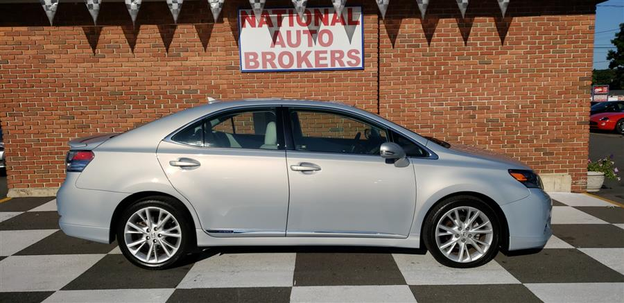 2010 Lexus HS 250h 4dr Sdn Hybrid Premium, available for sale in Waterbury, Connecticut | National Auto Brokers, Inc.. Waterbury, Connecticut