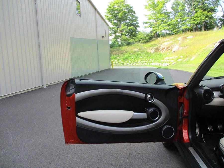 2011 MINI Cooper Convertible 2dr S, available for sale in Danbury, Connecticut   Performance Imports. Danbury, Connecticut