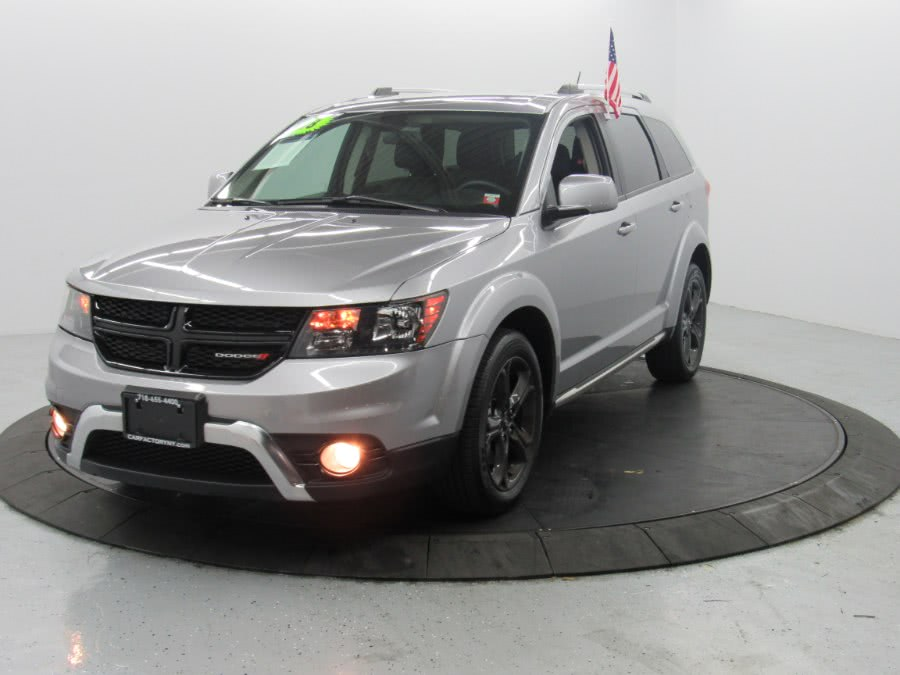 Used Dodge Journey Crossroad FWD 2018 | Car Factory Inc.. Bronx, New York