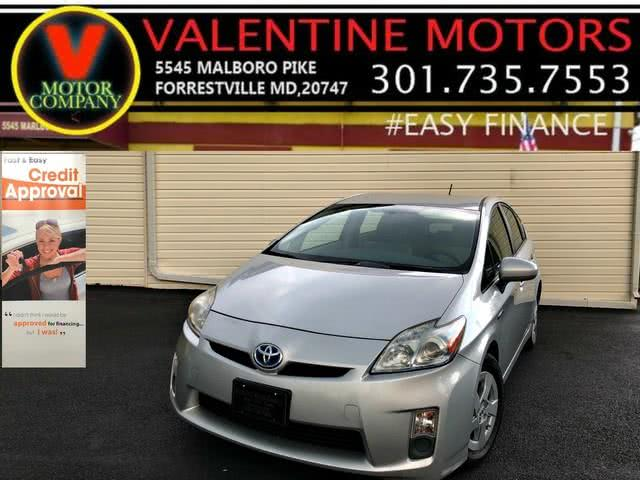 Used 2010 Toyota Prius in Forestville, Maryland | Valentine Motor Company. Forestville, Maryland
