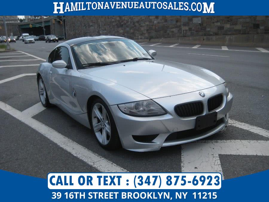 Used 2007 BMW Z4 in Brooklyn, New York | Hamilton Avenue Auto Sales DBA Nyautoauction.com. Brooklyn, New York