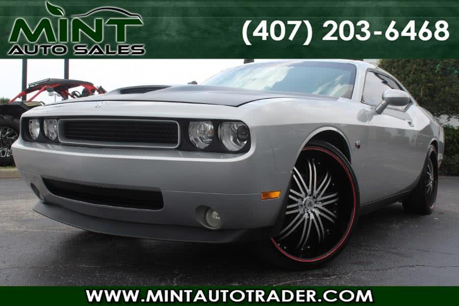 2010 Dodge Challenger R/T w/NAV 2dr Cpe Auto, available for sale in Orlando, Florida | Mint Auto Sales. Orlando, Florida