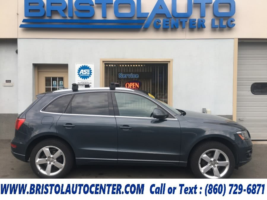 Used 2010 Audi Q5 in Bristol, Connecticut | Bristol Auto Center LLC. Bristol, Connecticut