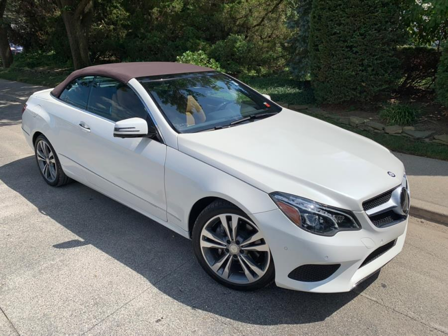 2017 Mercedes-Benz E-Class E 400 RWD Cabriolet, available for sale in Franklin Square, New York | Luxury Motor Club. Franklin Square, New York
