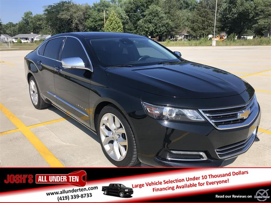 Used 2014 Chevrolet Impala in Elida, Ohio | Josh's All Under Ten LLC. Elida, Ohio