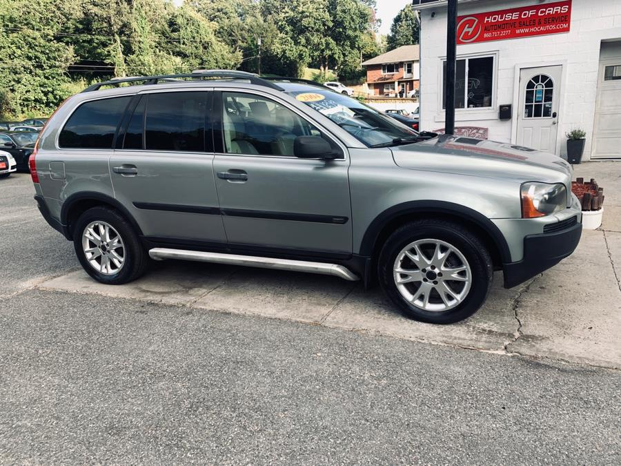 2004 Volvo XC90 4dr 2.9L Twin Turbo AWD w/3rd Row, available for sale in Watertown, Connecticut   House of Cars. Watertown, Connecticut