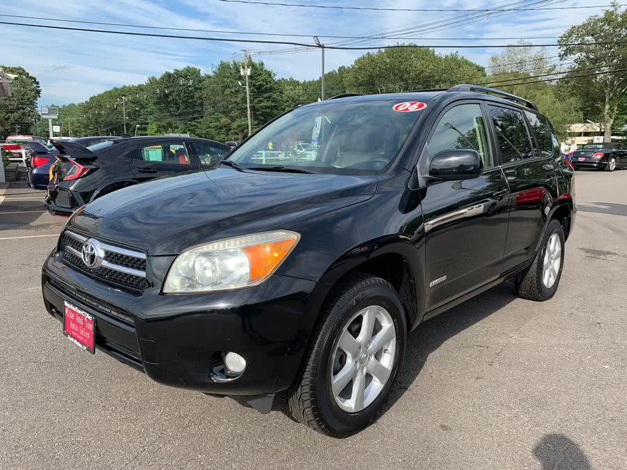 Used 2006 Toyota RAV4 in South Windsor, Connecticut | Mike And Tony Auto Sales, Inc. South Windsor, Connecticut