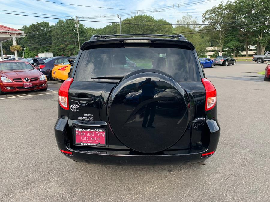 Used Toyota RAV4 4dr Limited 4-cyl 4WD (Natl) 2006 | Mike And Tony Auto Sales, Inc. South Windsor, Connecticut