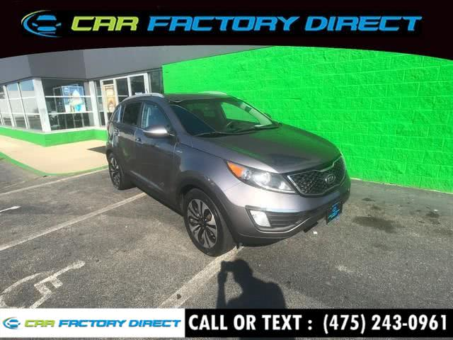 Used 2012 Kia Sportage in Milford, Connecticut | Car Factory Direct. Milford, Connecticut
