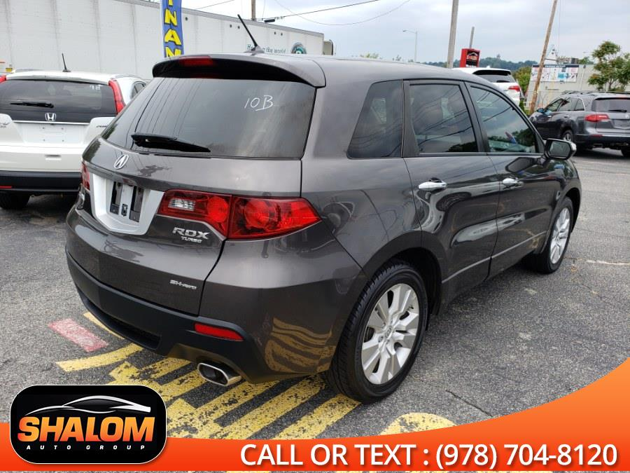 2010 Acura RDX SH AWD Luxury Sport SUV., available for sale in South Lawrence, Massachusetts | Shalom Auto Group LLC. South Lawrence, Massachusetts