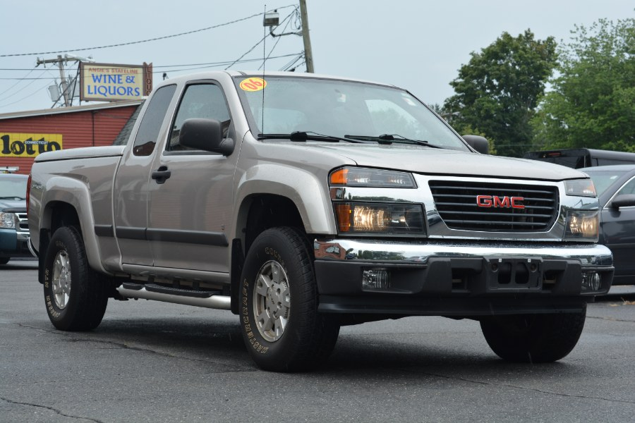2006 GMC Canyon Ext Cab 125.9