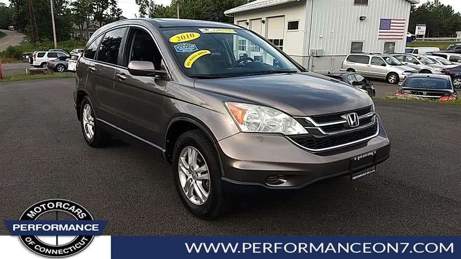 Used Honda CR-V 4WD 5dr EX-L 2010 | Performance Motor Cars. Wilton, Connecticut