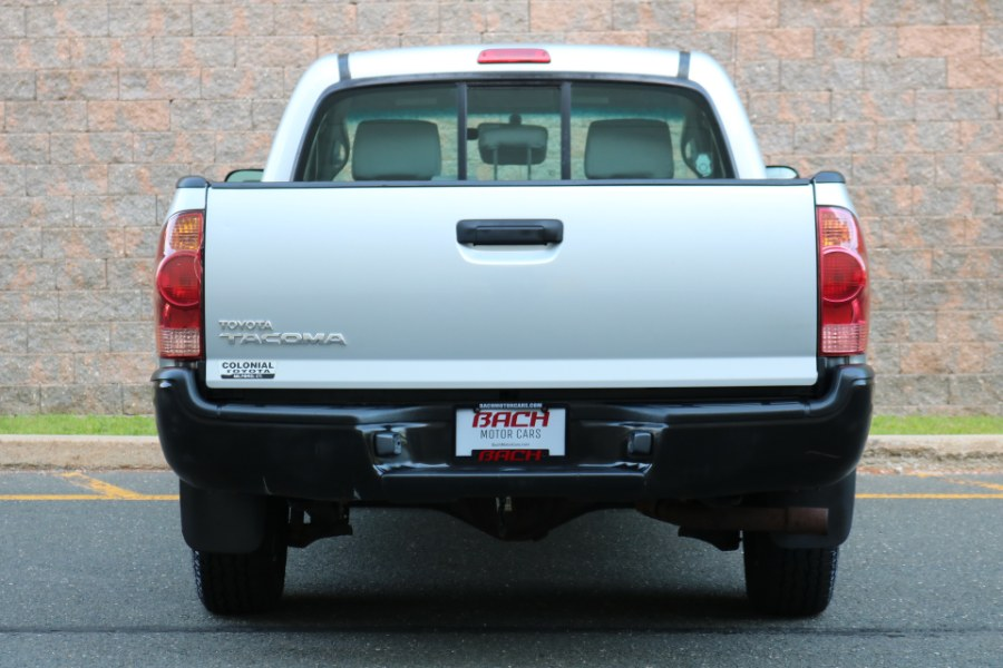 2007 Toyota Tacoma 2WD Reg I4 AT, available for sale in Canton , Connecticut | Bach Motor Cars. Canton , Connecticut