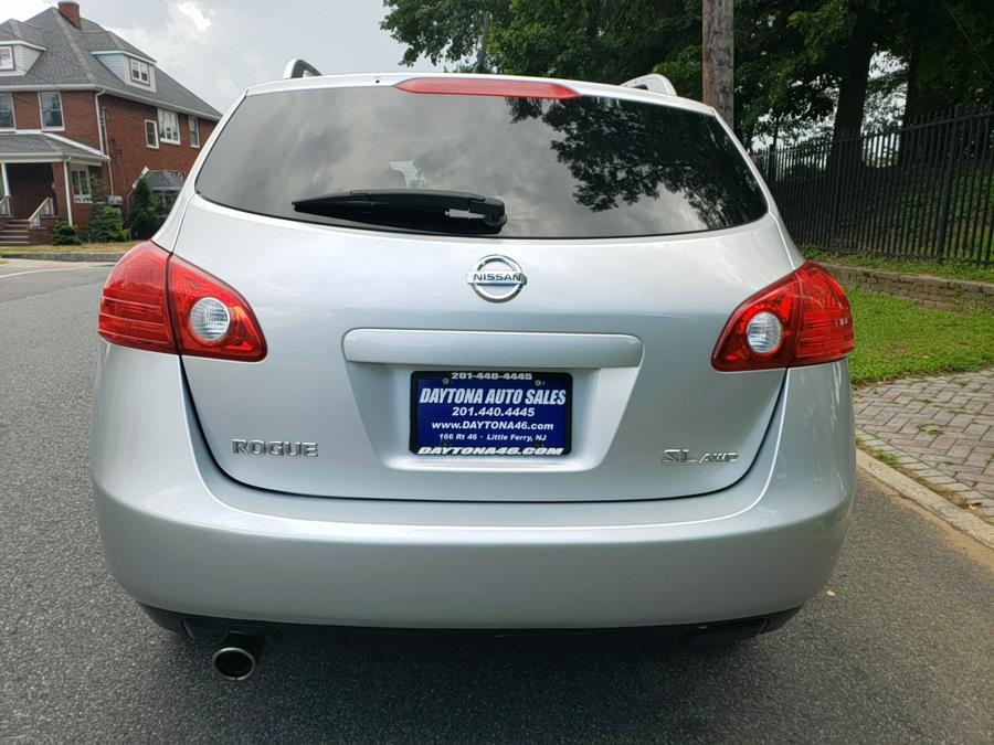 Used Nissan Rogue AWD 4dr SL w/CA Emissions 2008 | Daytona Auto Sales. Little Ferry, New Jersey