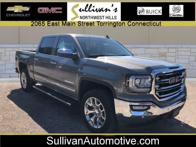 Used GMC Sierra 1500 SLT 2017 | Sullivan Automotive Group. Avon, Connecticut