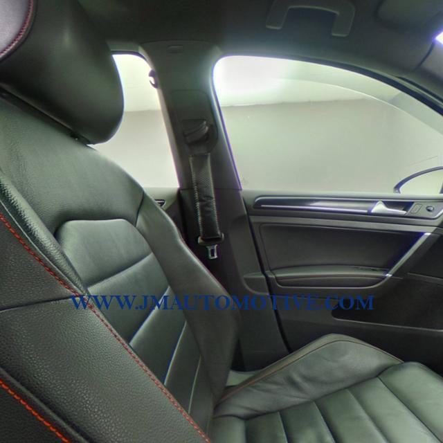 Used Volkswagen Golf Gti 4dr HB Man SE 2015 | J&M Automotive Sls&Svc LLC. Naugatuck, Connecticut