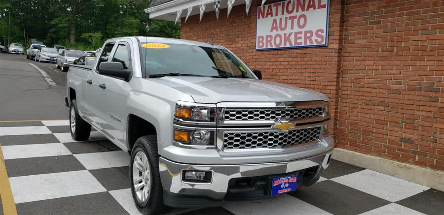 Used Chevrolet Silverado 1500 4WD Double Cab 2LT 2014 | National Auto Brokers, Inc.. Waterbury, Connecticut