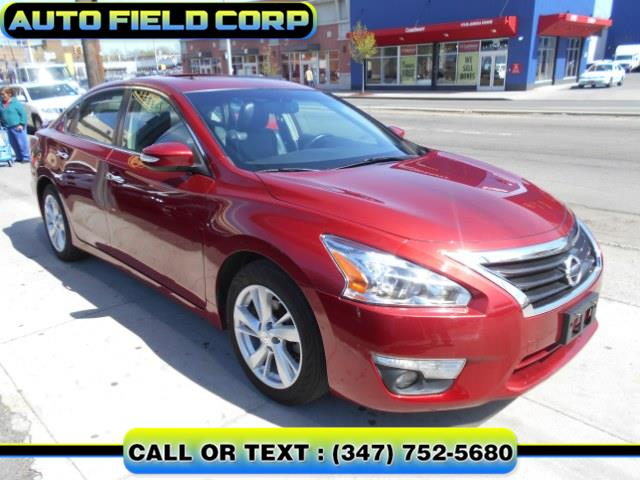 2013 Nissan Altima 4dr Sdn I4 2.5 SL, available for sale in Jamaica, New York | Auto Field Corp. Jamaica, New York