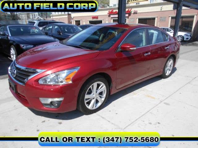 Used 2013 Nissan Altima in Jamaica, New York | Auto Field Corp. Jamaica, New York