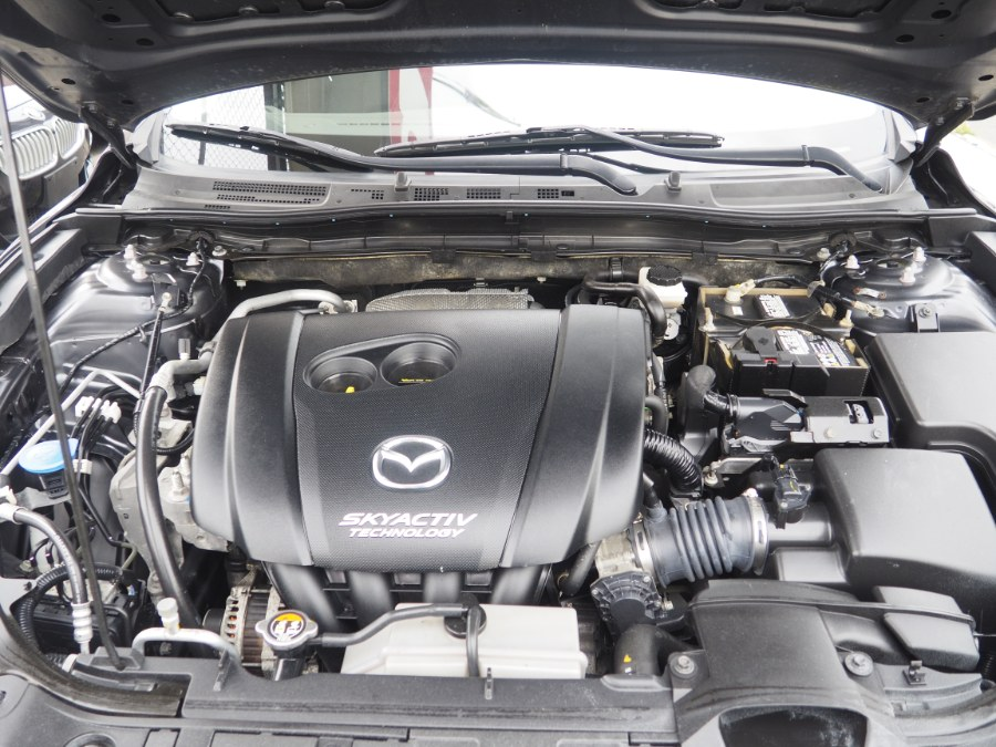 2016 Mazda Mazda3 4dr Sdn Auto i Sport, available for sale in Jamaica, New York | Hillside Auto Mall Inc.. Jamaica, New York