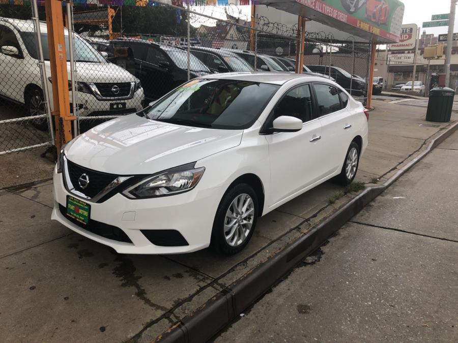 2019 Nissan Sentra SV CVT, available for sale in Jamaica, New York | Sylhet Motors Inc.. Jamaica, New York