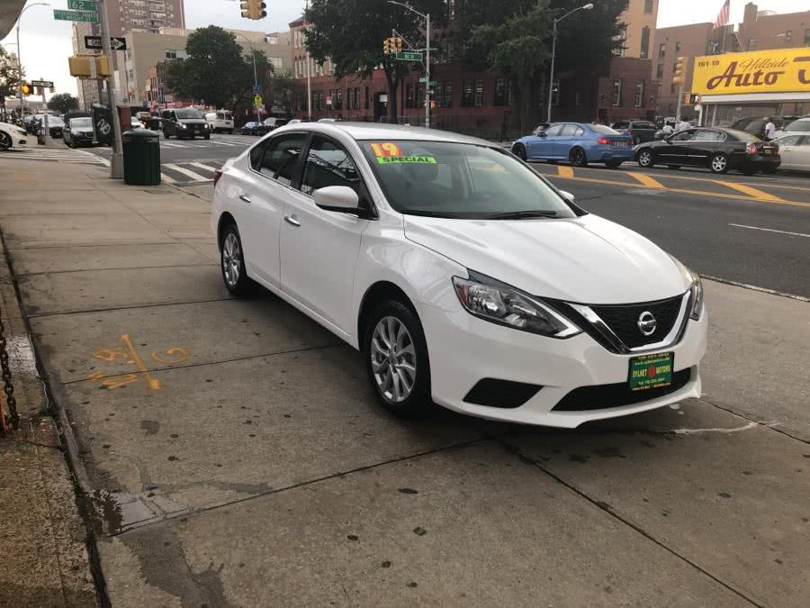 Used 2019 Nissan Sentra in Jamaica, New York | Sylhet Motors Inc.. Jamaica, New York