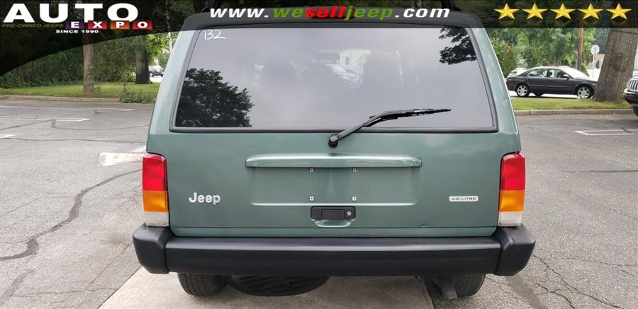 2000 Jeep Cherokee 4dr Sport 4WD, available for sale in Huntington, New York | Auto Expo. Huntington, New York